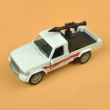 High simulation alloy car model,1:28 scale alloy Military pickup ...