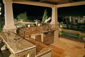 outdoor kitchen designs gas grills pictures with big green egg