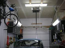 garage lighting t5 vs t8 fixtures and ballasts