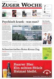 Zuger Woche Kw 18 2012 By Swiss Regiomedia Issuu