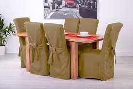 dining chair seat covers. Fabric-Slipcovers-for-Scroll-Top-High-Back-Leather- Dining Chair Seat Covers E