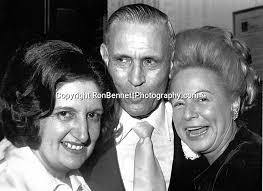 Helen Thomas UPI, Douglas Cornell AP, Matha Mitchell wife of ...