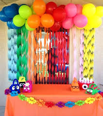 birthday decoration idea birthday decoration ideas multi 50th birthday decoration ideas for mom