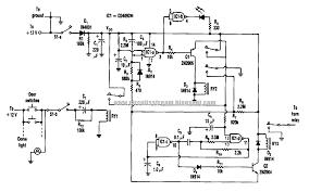 Diagram alarm circuit diagram