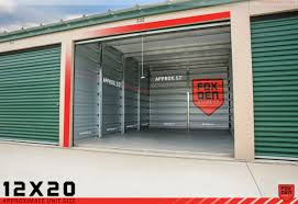 Garage Door 12 x 12 garage door pictures : 12' x 20' Storage Units in Summerset - Fox Den Store-It Summerset, SD
