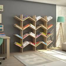 VBookcase Bookshelf by Kemal Yldrm