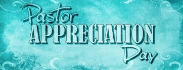 Image result for pastor appreciation day