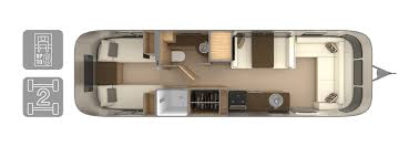 airstream floor plans. Fine Plans Floorplans  Flying Cloud 30RB Twin For Airstream Floor Plans