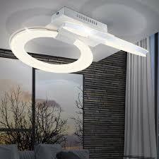 Leuchte Decken Living Xxl Beleuchtung Büro Strahler Led Watt