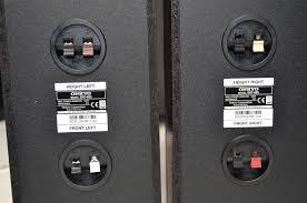 onkyo 7800. rear speaker terminals onkyo 7800