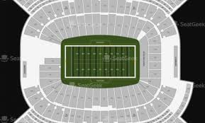 Foxborough Gillette Stadium Seating Chart 48 Veracious Patriots Seating View