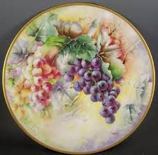 porcelain hand painted