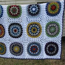Circle Crochet Pattern Unique Design Ideas