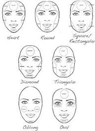 makeup contouring and highlighting for diffe face shapes learn your face shape so you can apply your