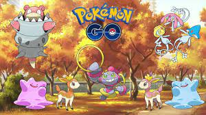 Pokemon Go September 2021 Events