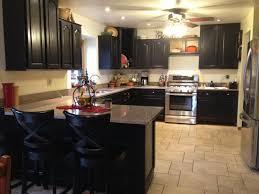 Stain Oak Kitchen Cabinets Black Stain On Oak Kitchen Cabinets Cliff Kitchen