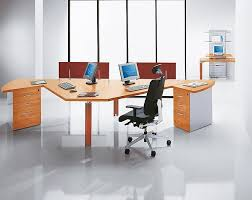 magnificent design luxury home offices appealing. Home And Interior: Appealing 2 Person Office Desk Of The Leader Laminate U Shape From Magnificent Design Luxury Offices T