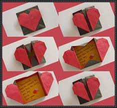 how to make an origami heart box how to you think this heart box something as simple as an origami heart can help us keep romance alive if you a