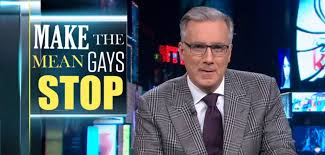Is keith olbermann gay