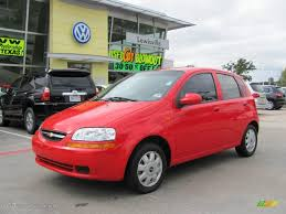 2004 Chevrolet Aveo – pictures, information and specs - Auto ...