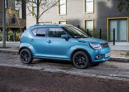 2018 suzuki 4x4. Beautiful Suzuki 2018 Suzuki Ignis Sport Color Trims Intended Suzuki 4x4 N