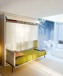 ... Exciting Fold Away Wall Bed For Small Bedroom Design Ideas : Terrific  Small Space Bedroom Decoration ...