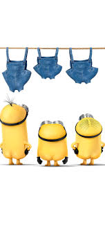 Minions despicable nude me cute yellow ...