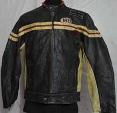 jack jones men s red liner cafe racer motorcycle leather jacket