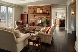full size of living room charming living room with brick fireplace winsome living room with