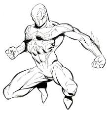 Small Picture Spiderman 2099 Drawing Ref Pics Pinterest Spiderman Spider
