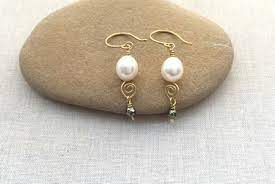9 easy beaded and wire wrap earrings to