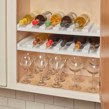 Diy wine cabinet Design Easytomake Wine Rack The Family Handyman 23 Wine Racks And Hacks The Family Handyman