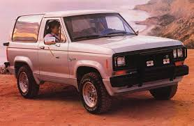 Lost Cars Of The Ford Bronco Ii Hemmings Daily