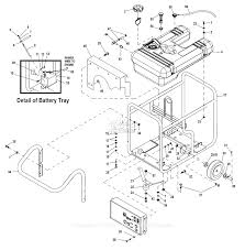 Generac gp17500e wiring diagram inspirational generac gp e parts diagram for handle frame wheel