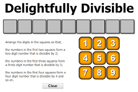 Resourceaholic  Divisibility Rules