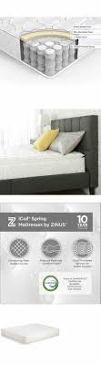 slumber mattress in a box. Box Spring Mattresses Slumber 1 10 Dream Top Mattress Queen Pillow Pad What Is A Safavieh Harmony White Walmartcom In O