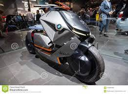 Bmw Link Electric Bike Concept Editorial Image Image Of Show Ebike 102866580