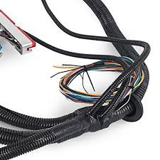 mophorn standalone wiring harness t56 or non electric mophorn standalone fit 1997 2002 psi 97 02 5 3 6 0