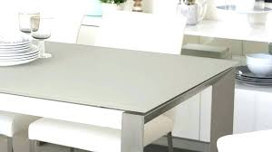 Frosted glass dinning table Ivchic Frost Glass Dining Table Grey Frosted Extending Wonderful Emilystreetme Frost Glass Dining Table Frosted Design Singapore Emilystreetme