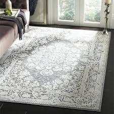 grey and cream rug florida gray area dark red