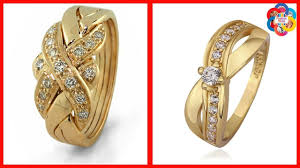 Challa Design Ring Latest Gold Ring Designs For Girls Women Gold Ring