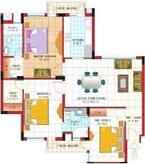 Apartment Plans 3 Bedroom Modern Design Ideas 3 Bedroom Apartment Floor  Plans Large Size Floor Plans . Apartment Plans 3 Bedroom ...