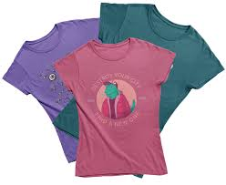 T Shirt Design Template Maker Make Professional T Shirt Mockups In Seconds Placeit