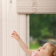 Amazoncom  Dreambaby Blind Cord Wraps Clear  Childrens Home Window Blind Cords