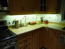 Led Kitchen Cabinet Lighting Led Under Cabinet Lighting 3m 9 1 2 Ft Kit With Dimmer On Off