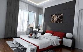 modern bedroom for couple. Simple For Ideas For Bedroom Like Grey Instead Of Beige And The Small Colour Red  Added In Modern Bedroom Interior Designs Young Couple  Minimalist Inside For Couple Pinterest