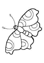 Kleurplaat Vlinders 5840 Kleurplaten