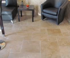 create beautiful natural stone floors in malvern with creamy walnut travertine tiles