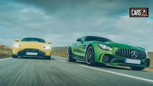 Mercedes to Take 20% Stake in Aston Martin to Share New Gen Technology