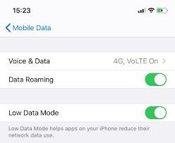 how to save data on iphone ipad stop